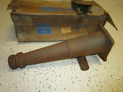 Nos Transmission Extension Housing 1957 1958 1959 Ford Pass And Truck B7az-7a039-b