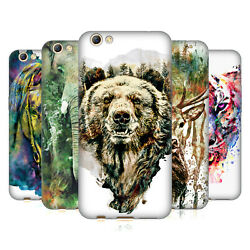 Official Riza Peker Animals Soft Gel Case For Oppo Phones