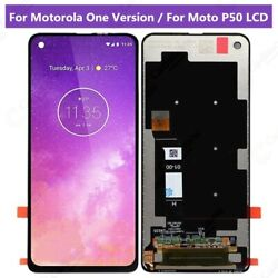 Oem For Moto Motorola One Vision P50 Xt1970 Touch Screen Lcd Display Replacement
