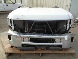 Front Clip Gasoline Without Fog Lamps Fits 09 Silverado 2500 Pickup 35439