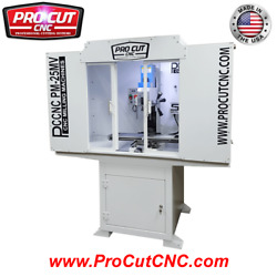 G0704 / Pm-25mv Full Mill Enclosure With Doors