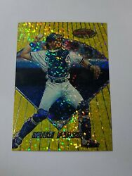 Mike Piazza 1996 Bowmanand039s Best Previews Atomic Refractor Card No. Bbp7