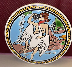Sex In Ancient Greece 7 Drink Coasters Raunchy Porcelain