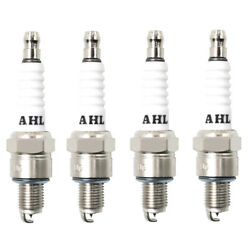 4x Spark Plug For Cr7hsa Cr7hix Yamaha/honda/arctic Cat/kawasaki/polaris/can-am