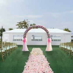 10and039x30and039party Wedding Patio Tent Canopy Heavy Duty Gazebo Pavilion Event /w Walls