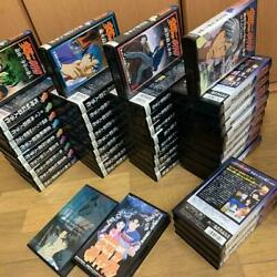 The Kindaichi Case Files Vhs All 43 Volumes Set And Movie Version 2 Volumes Japan