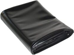 20 Mil Black Pvc Pond Liner For Ponds And Water Gardens - 20and039 X 30and039 - Durable