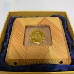 New Tokyo 2020 Olympic Commemorative 10000 Yen Gold Coin Set From Japan