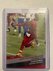 Kyler Murray 2020 Panini Instant Card 122 Short Print 1 Of 341 Dolphins