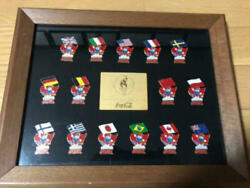Coca-cola Atlanta Olympic Pin Badge Vintage Rare Not For Sale From Japan
