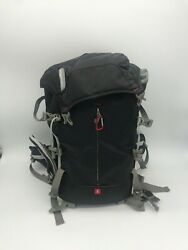 Amazon Basics Hiking Backpack Cooler Insulated and Shoulder Pads Pockets amp; Zip $79.99