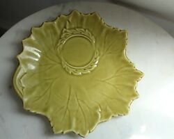6 Steubenville China Woodfield Golden Fawn Plates - 9