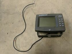 Lowrance Lcx-15mt Depth Finder/fish Finder/gps Chart Plotter System Head Unit