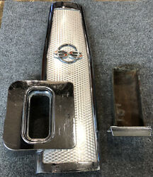 1963 Chevrolet Ss Impala Automatic Shifter Plate W/ Ashtray / Pre-owned