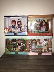 Barbie Collectibles Story Book Favorites Complete Set