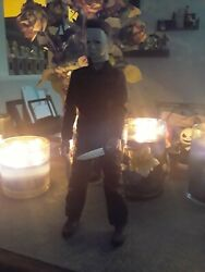 Halloween 1/6 Michael Myers 12 Inch Figure With Knife