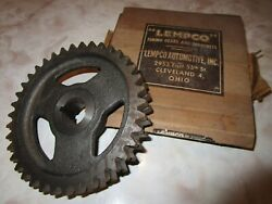 Nors Camshaft Timing Gear 1934 35 36 37 38 39 40 41 42 46 47-1949 Buick 1266653