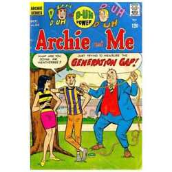 Archie And Me 24 In Very Fine Minus Condition. Archie Comics [12]