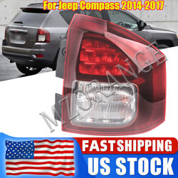For Jeep Compass 2015 2016 2017 Right Side Rear Tail Lamp Brake Light Passenger