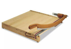 Swingline Classiccut Ingento Solid Maple Paper Trimmer 15 Sheets 1152 New