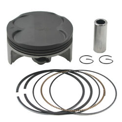 Piston Rings Pin Clip Kit 77.25mm For Yamaha Wr250r Wr250x 07-17 3d7-11631-00-00