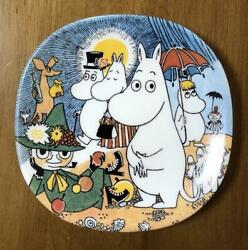 Mint Arabia Moomin Wall Plate Discontinued Goods