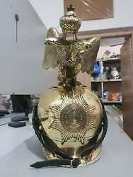 Rare Russian Imperial Style Double Eagle Headed Helmet
