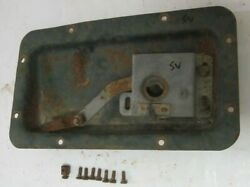 Sunbeam Alpine V Tiger Hood Bonnet Latch Release Cowl Cover And Clevis Used Orig