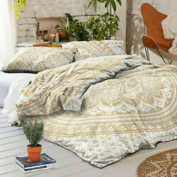 Indian Bedding Set Hippie Duvet Mandala Tapestry Bedspread Bohemian Bed Duvet