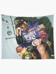 Daydreaming Bryant Wall Tapestries Sad Boy Wall Tapestry