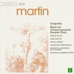Various Artists-martin Choral Works Cd New