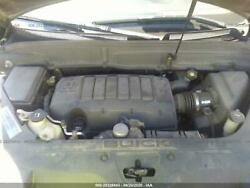 09 Buick Enclave Automatic Transmission Trans At 3.6l Awd