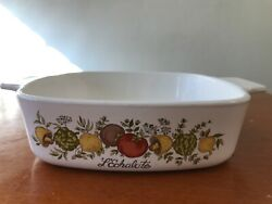 Corning Ware A-1-b Spice Of Life