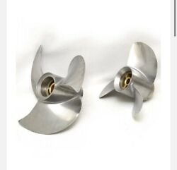 Volvo Penta Fh2 Boat Propellers 3885838   Duoprop Stainless
