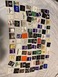 Lot Of Vintage Matchbooks Restaurants Bars Cleaners Mostly Las Vegas And Florida