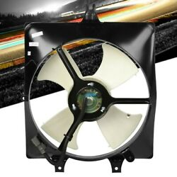 Bfc Abs Plastic Oe Style Ac Condenser Fan Assembly For 03-07 Honda Accord 3.0 V6