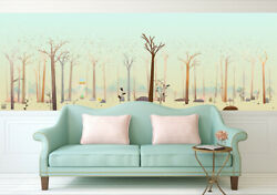 3d Dead Forest Zhua2576 Wallpaper Wall Murals Removable Self-adhesive Zoe