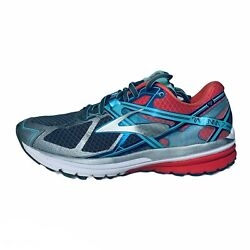 Brooks Ravenna 7 Womenand039s Running Athletic Shoes Smoked Pearl Paradise Pink 8wide