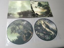Summoning Limited Picture Vinyl 2lp Oath Bound 2009 Temple Of Darkness Records