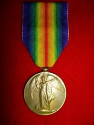 Ww1 Victory Medal To Highland Division Chaplain To 1st Gordons 6th Black Watch