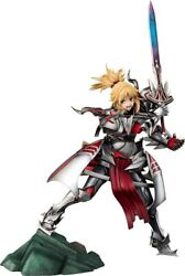 Fate/apocrypha Figure Saber Of Red Mordred 18 Scale Pvc Phat Company Japan F/s