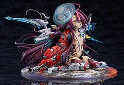 No Game No Life Zero Shuvi 1/8 Scale Abs And Pvc Pre-painted Figure