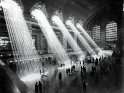 Grand Central Station Midtown Manhattan York City Us Wall Print Poster Us