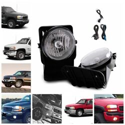 Find The Right Fog Light Kit For Your Gmc 2007 Sierra Classic In The Description