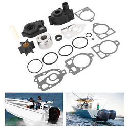 Outboard Water Pump Impeller Repair Kit For Mercruiser One/pre‑