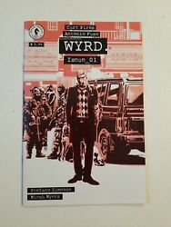 Dark Horse Comics Wyrd 1 Cover A Optioned Fx Series - Nm Pires Fuso