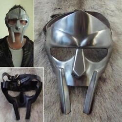 Mf Doom Gladiator Face Mask Perfect For Display Home Office Re-enactment Or Larp