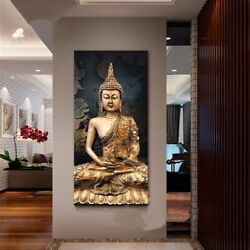 Diamond Painting Religious Buddha Icon Indene Activities At Home Wall Decoration