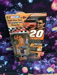 Nascar Tony Stewart Magnetic Model Puzzle Collectors Series Race Car 2003 Toys