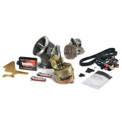Banks Brake Exhaust System W Cbc Smartlock For Dodge Ram 2500/3500 04.5-05 55225